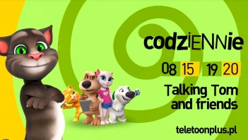 Talking Tom and Friends - codziennie w teleTOON+
