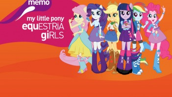 MEMO My Little Pony: Equestria Girls